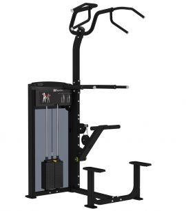 Подтягивание/Отжимание с помощью AeroFit Impulse Functional IF9320 (73 кг)