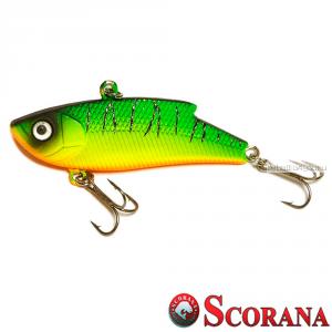 Воблер Scorana Vibster 60S 60 мм / 10 гр / цвет: MBT