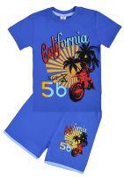 """Комплект для мальчика """"CALIFORNIA"""" 5-8 лет №105-2"""