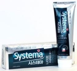 CJ Lion Зубная паста Dentor Systema Защита в ночное время 120 г