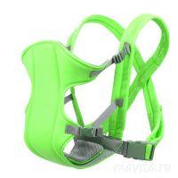Слинг-рюкзак для переноски ребенка Baby Carriers, Цвет Салатовый