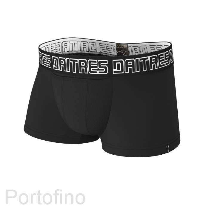 Daitres боксеры короткие Бамбук Черные