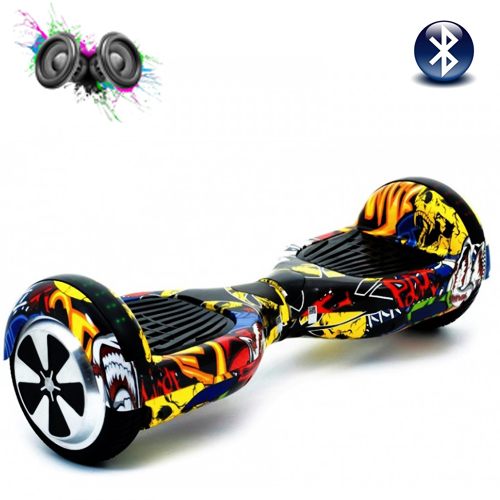 Гироскутер Smart Balance Wheel Hip-Hop 6.5""