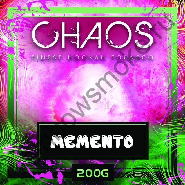 Chaos 200 гр - Memento (Мементо)