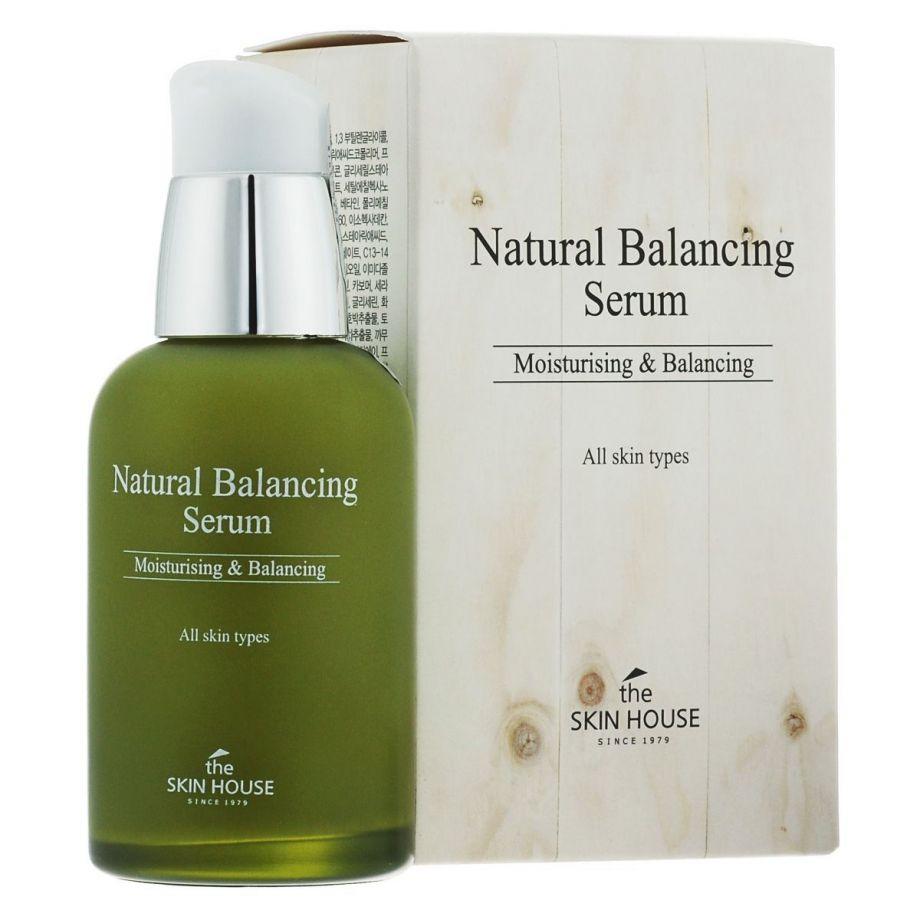 "Балансирующая сыворотка ""Natural Balancing"", 50мл, The Skin House"