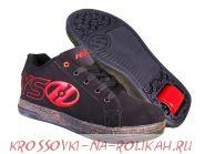 Роликовые кроссовки Heelys Split HE100378