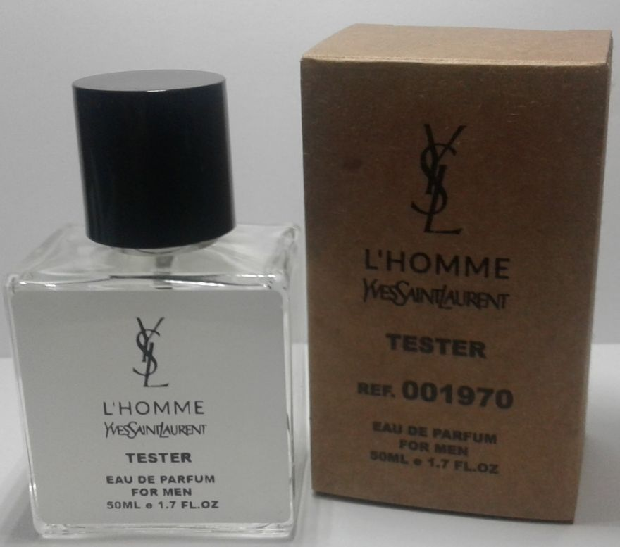 Мини-Tester Yves Saint Laurent L'Homme 50 ml (ОАЭ)