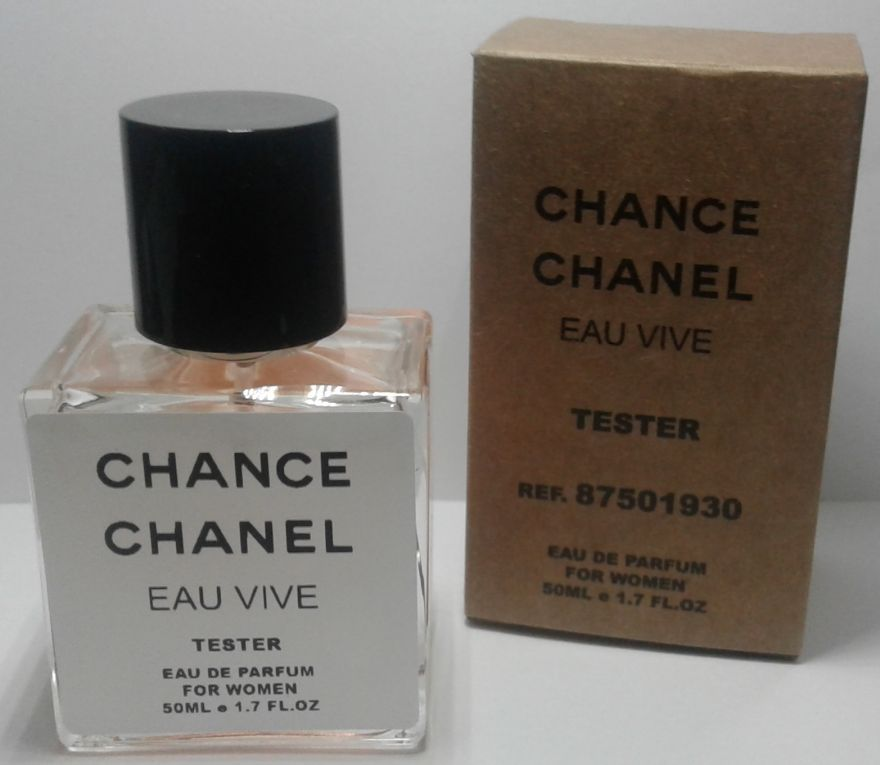 Мини-Tester Chanel Chance Eau Vive 50 ml (ОАЭ)