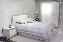 Кровать НАОМИ 160*200 эмаль