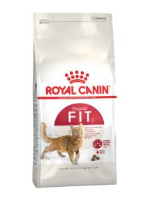 Корм сухой Royal Canin Fit для кошек с птицей