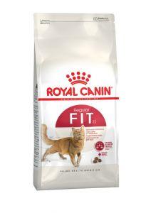 Корм сухой Royal Canin Fit для кошек с птицей
