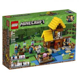 Lego Minecraft 21144 Фермерский коттедж