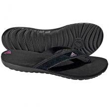 Женские сланцы adidas Calo Lea Women чёрные