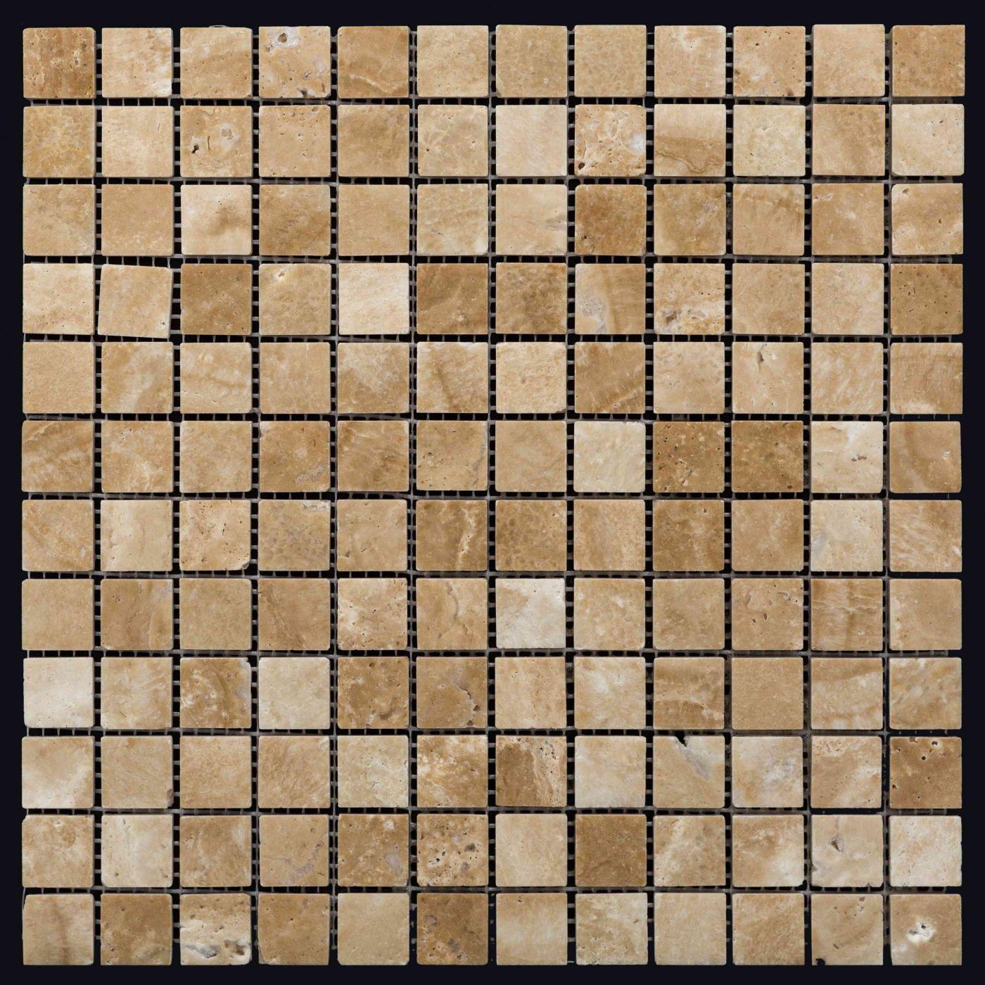Мозаика из травертина ART. MZ002