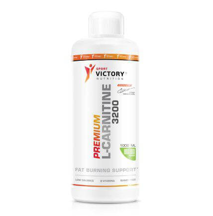 Premium L-carnitine 3200 Sport Victory Nutrition 1000 мл 50 порций
