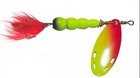 Блесна EXTREME FISHING CERTAIN OBSESSION 3, 12г, цвет FR/WRBLC