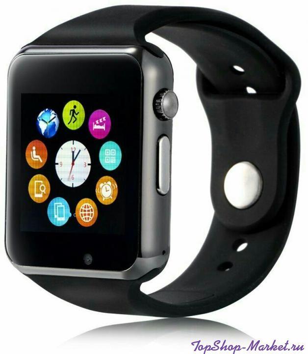 Умные часы Smart Watch W8, Цвет: Чёрный