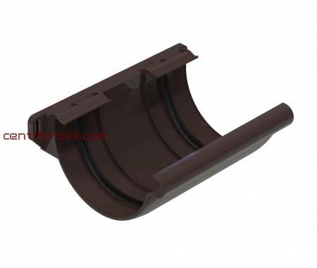 Соединитель желоба GLC premium 152 мм