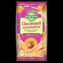 Коктейль овсяный АБРИКОС 25 г