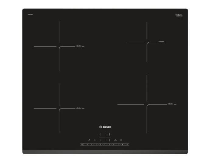 Встраиваемая индукционная варочная панель Bosch PIE631FB1E