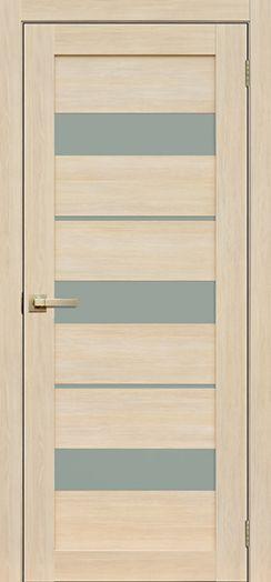 Дверь межкомнатная Чикаго   Ясень латте (Цена за комплект)
