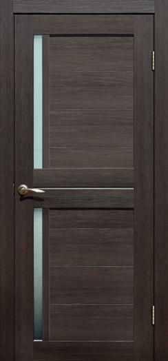 Дверь межкомнатная Каракас Дуб мокко  (Цена за комплект)