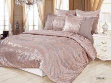 Комплект постельного белья Сатин-жаккард    евро  Арт.31/098-SG