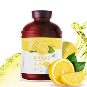 Fruit Vinegar Sheet Mask (Lemon) Маска для лица тканевая , 21 гр