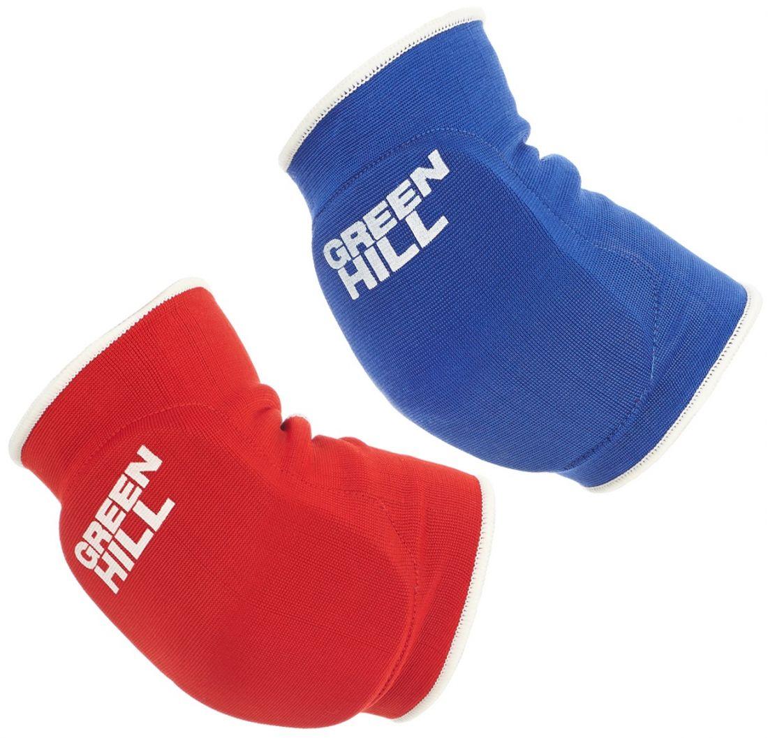 Налокотники для кикбоксинга Green Hill KEP-6364 синие/красные