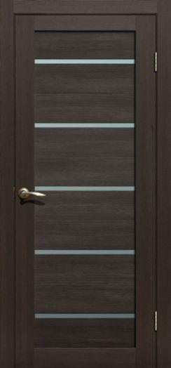 Дверь межкомнатная Токио Дуб мокко  (Цена за комплект)
