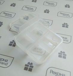 таблетницы с логотипом