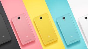 Задняя крышка Xiaomi Redmi Note 2 (white) Оригинал