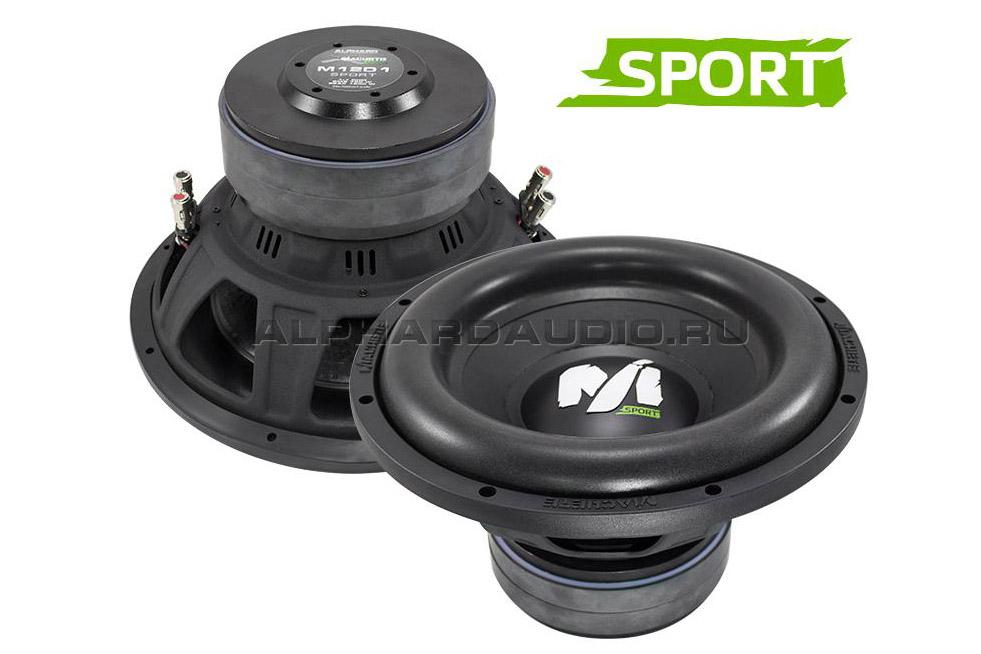 Alphard Machete Sport 12D1 v2