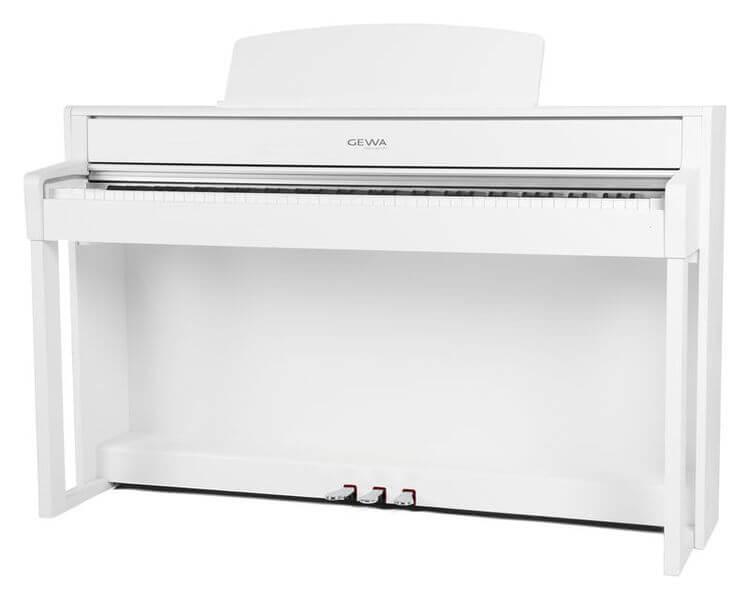 Gewa UP 380 G White matt Цифровое пианино
