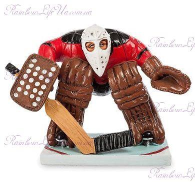 "Фигурка хоккеист вратарь ""W.Stratford"""