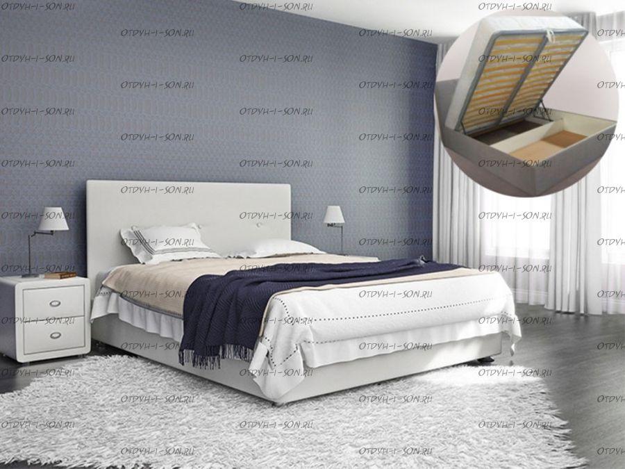 Кровать с подъемным механизмом Селена Perrino 2.0 промо