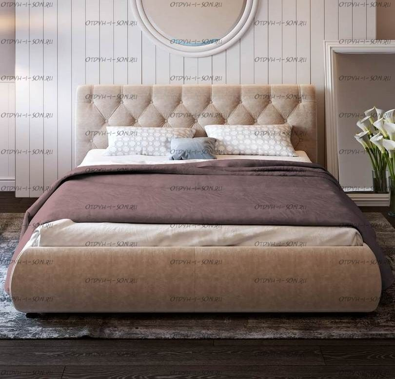 Кровать с подъемным механизмом Каролина Perrino 3.0