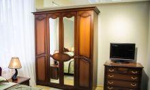 Шкаф ОРХИДЕЯ для одежды 4-дверный пленка