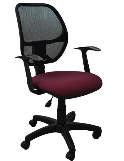 Компьютерное кресло Меркурий на ПВМ ФАКТОР
