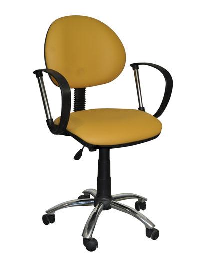 Компьютерное кресло Роза хром фактор