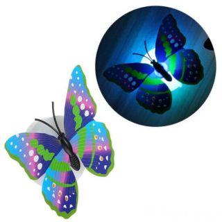 Светящаяся бабочка, 1 шт