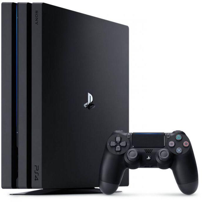 Sony PlayStation 4 Pro 1Tb + Доп. джойстик + Зарядка для 2х джойстиков + Вертикальный стенд