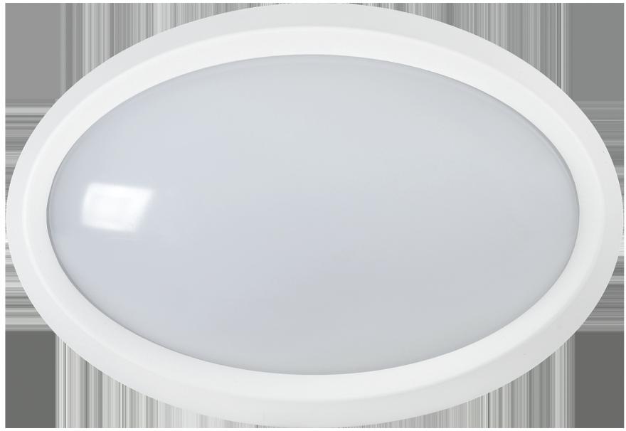 Светодиодный светильник ЖКХ IEK LDPO0-5040-12-4000-K01 12W