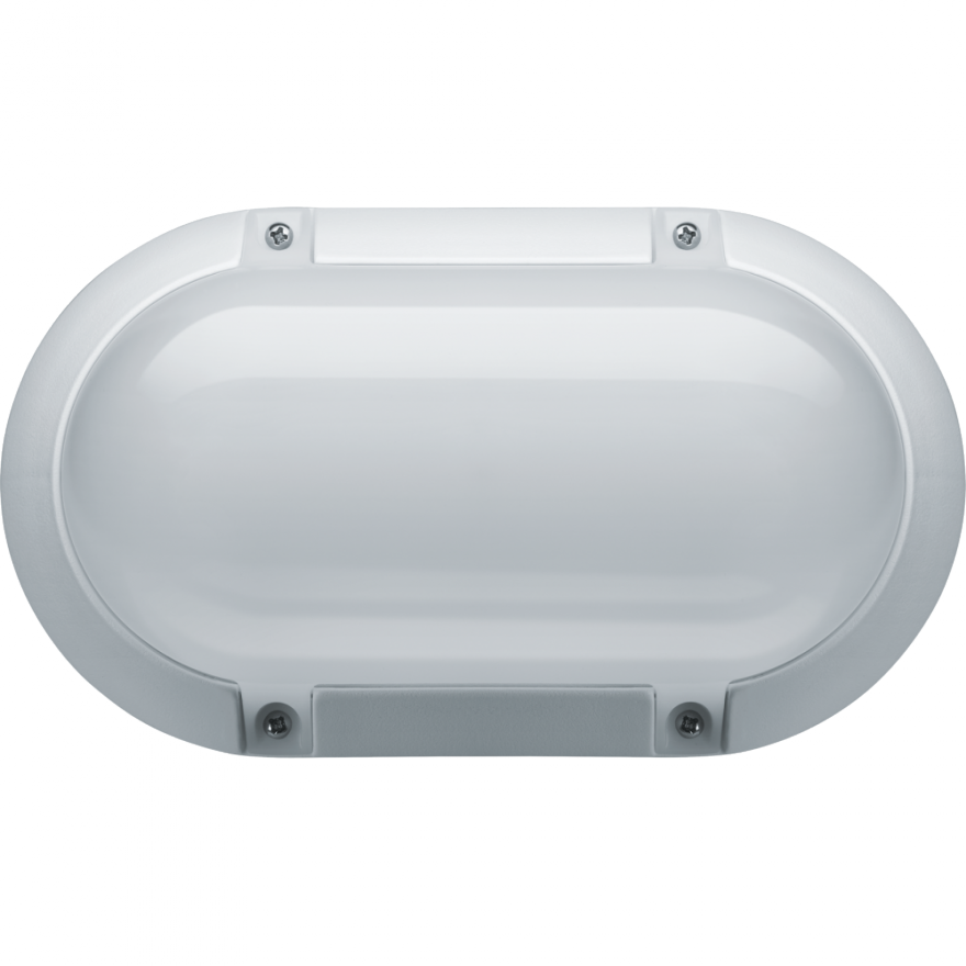 Светодиодный светильник ЖКХ Navigator NBL-PO1-8-4K-WH-IP65-SNRV-LED 8W