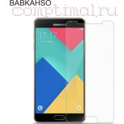 Стекло защитное экрана Samsung A7/A7100