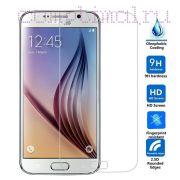 Стекло защитное экрана Samsung S6/G9200