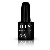 DIS GEL POLISH BASE Базовое покрытие для гель-лака, 7,5 грамм