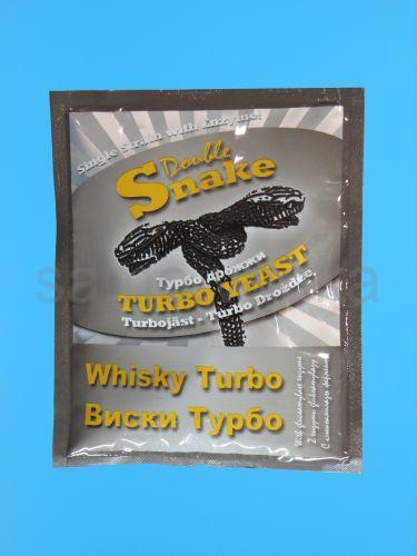 Дрожжи Double Snake Whisky, 70 гр.