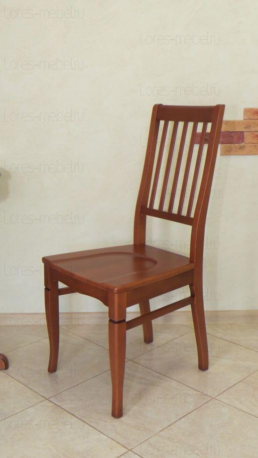 Стул Жан (Лак) сидушка-деревянная