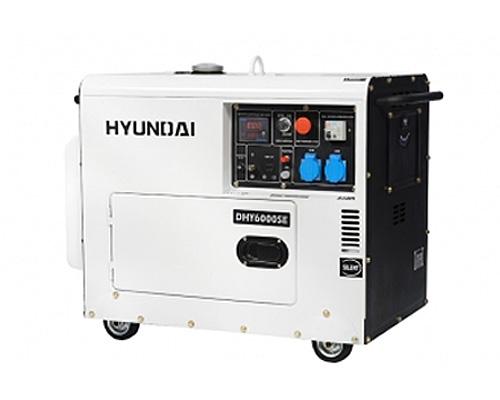 HYUNDAI DHY 6000SE